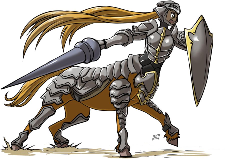 centaur armored
