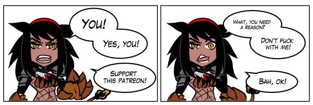 patreon comics 1