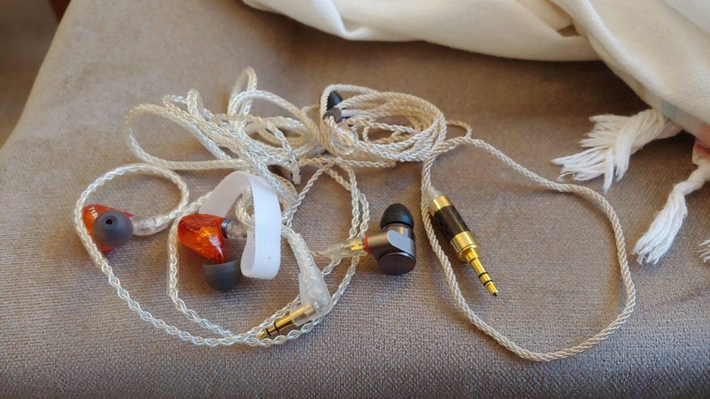 Tin Audio t2 vs Audiosense t180