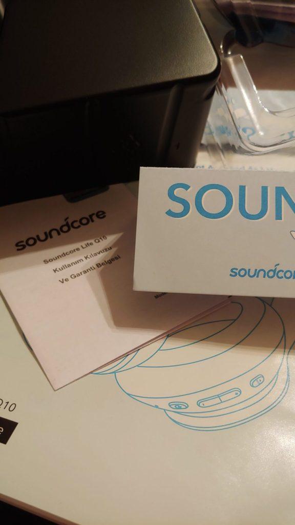 Anker Soundcore Life q10 İncelemesi