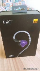 FiiO FH1s outer box