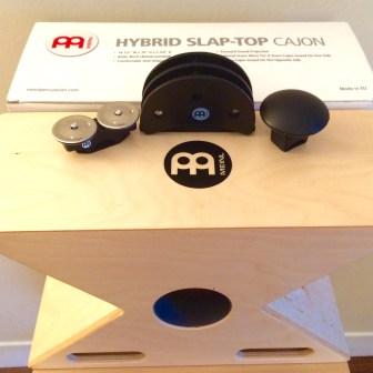 Meinl Hybrid Slap-Top Cajon - HTOPCAJ3NT