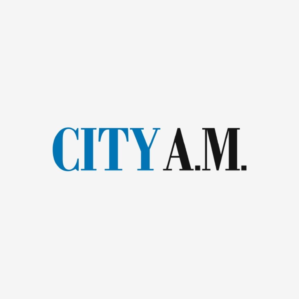 Logo of City A.M. newspaper