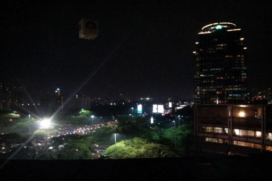 Sky Dining, Plaza Semanggi, salah tempat nongkrong favorit