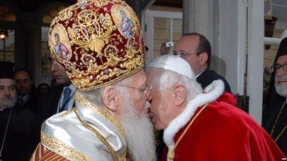 Варфоломей с папой