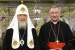 обновленец с кардиналом