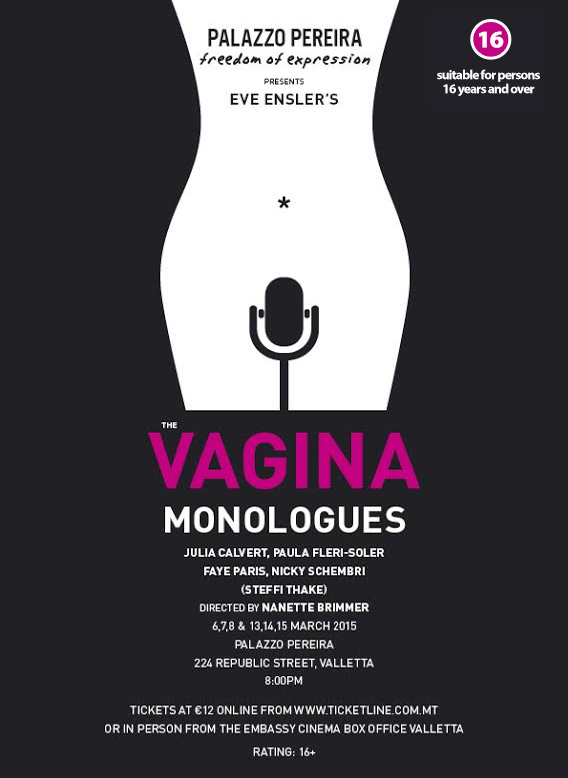 Vagina monologue critique