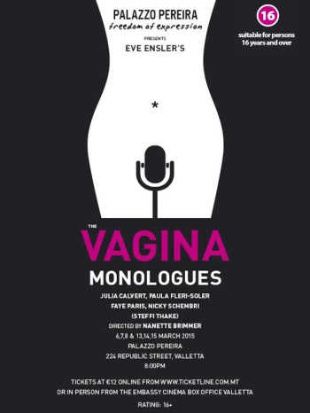 Монологи вагины