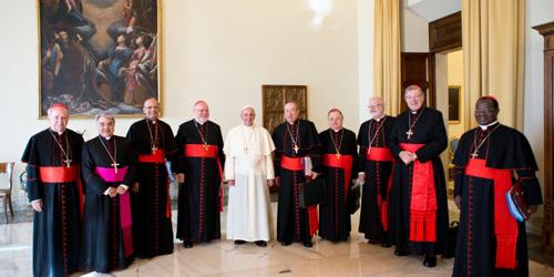1-й совет кардиналов