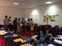 GCVCA training
