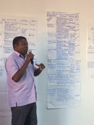 workshop presentation-Maputo