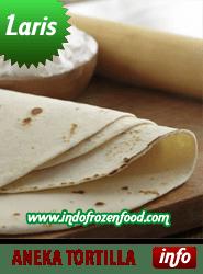 kulit tortilla krispi