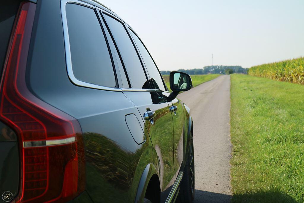 Volvo XC90 Familienautotest