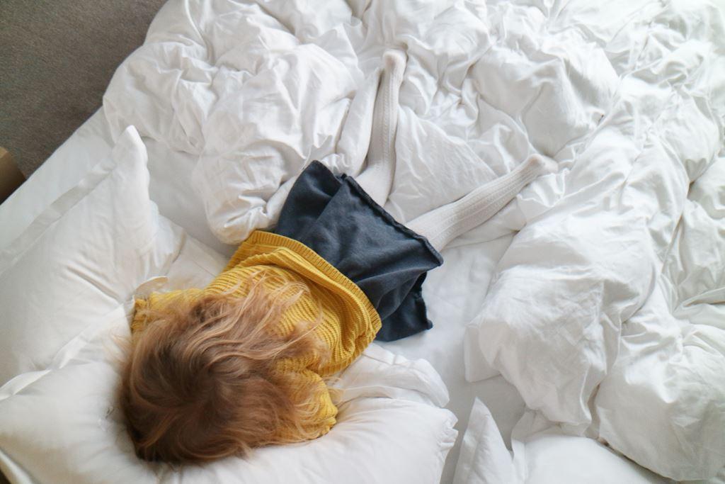 Kullakeks-Ritz Carlton-Bett-Familienurlaub