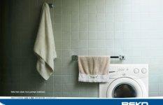 Beko Çamaşır Makinesi Hk.
