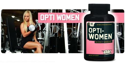 Opti Women Zayıflama Hapı