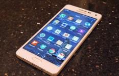 Samsung Galaxy Alpha Yorumları