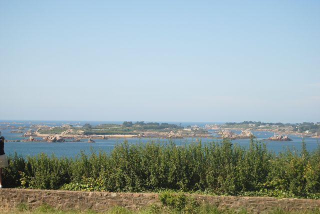 Samstag 19. Juli und Sonntag, 20. Juli 2014 – Jugon les Lacs und Ile de Bréhat