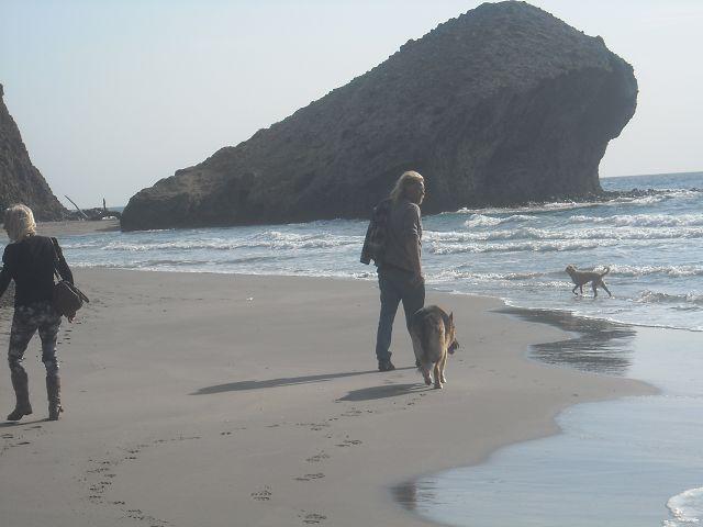 Playa Monsul y Genoveses – San José bei Almeria