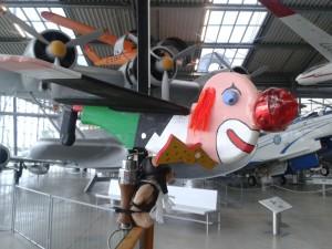 Flugwerft Schleißheim - Der Fliegende Zirkus