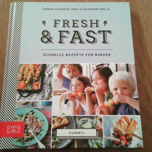 Kinderkochbuch Fresh & Fast