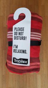 Hängematte von Tropilex