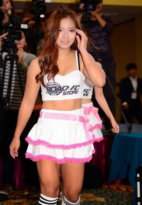 Song Ga Yeon Hot