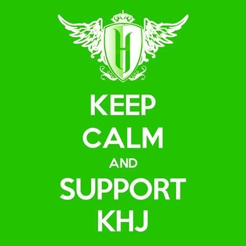 Keep Calm And Support KHJ