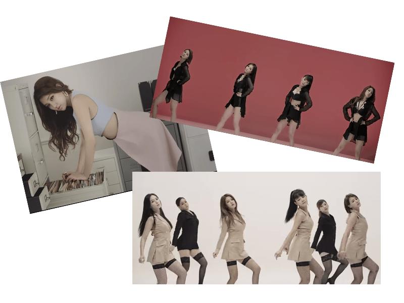 spica s best music video fashion