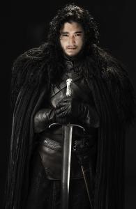 Siwon as Jon Snow KultScene