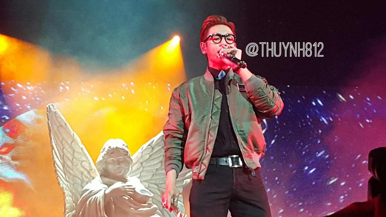 BIGBANG, T.O.P, MADE Tour