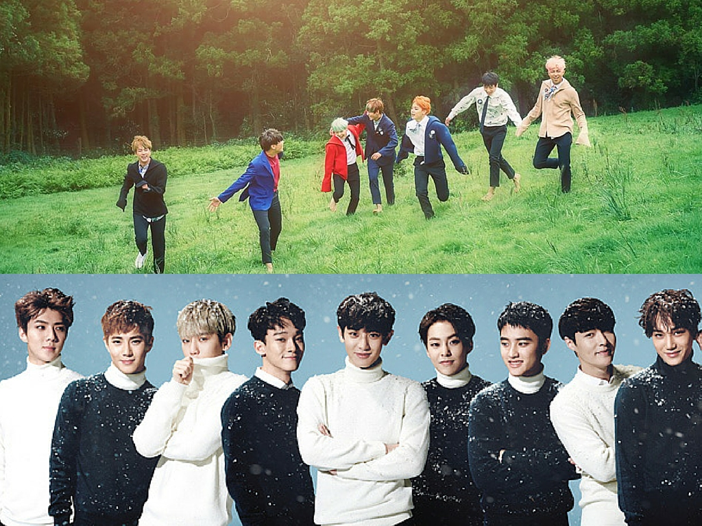 Whales & K-Pop: EXO, BTS, & The Loneliest Creature In The