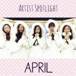 Artist Spotlight: April