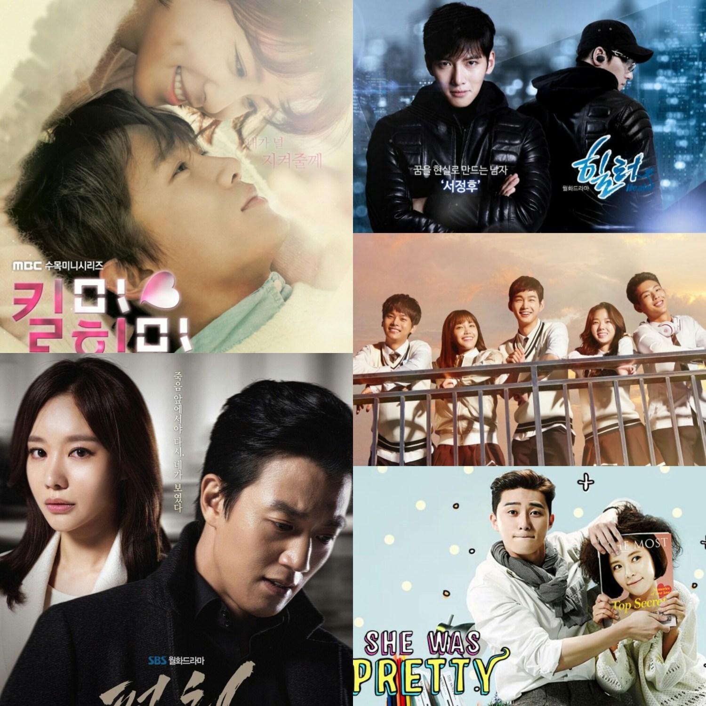 top 5 kdramas of 2015