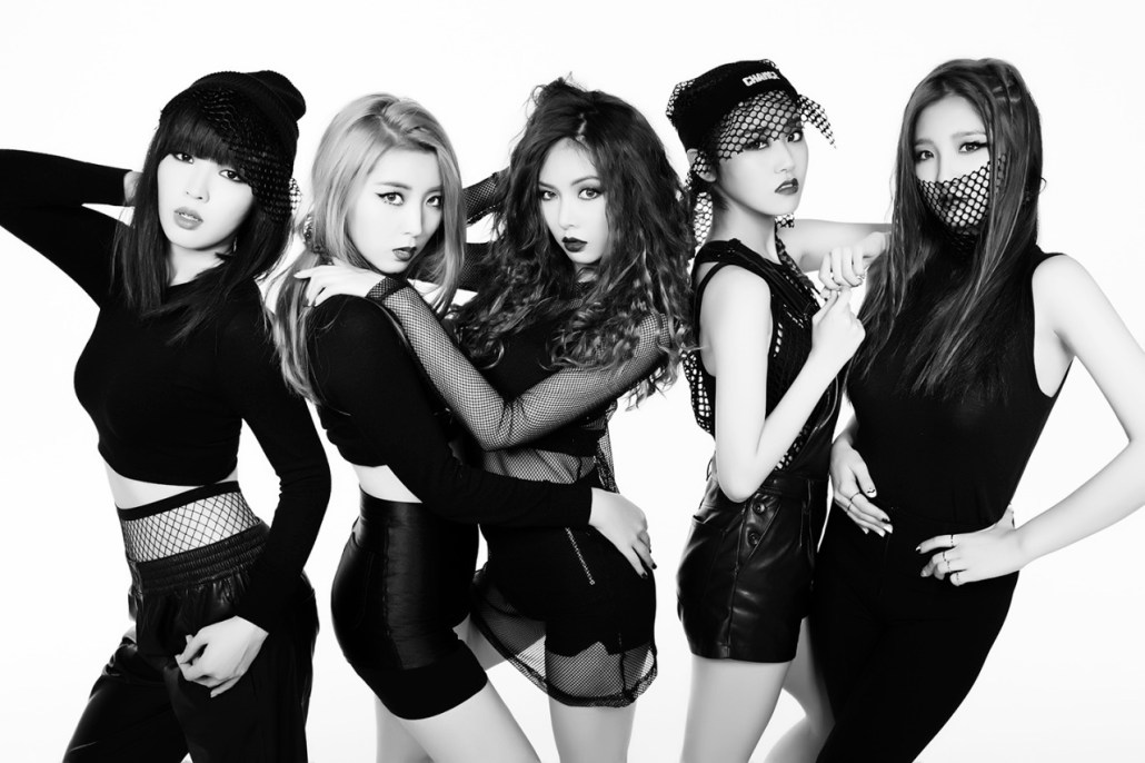 4minute 7 year curse kpop girl groups