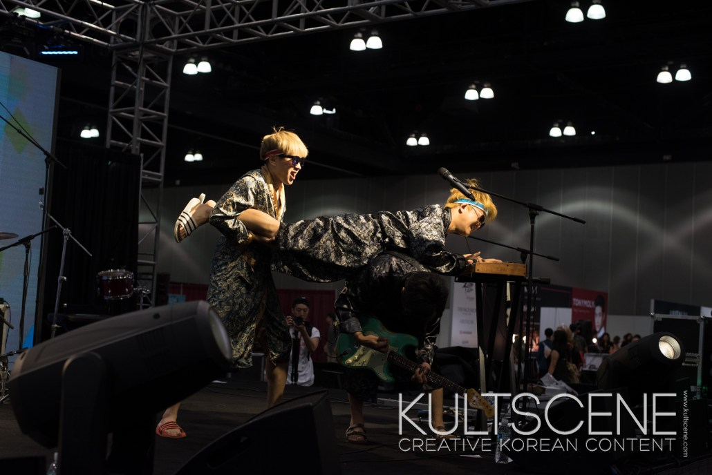 sultan of the disco k indie trot disco korean kcon 2016 16 los angeles la