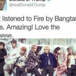 Op-ed: Trump, BTS, & the state of K-pop journalism