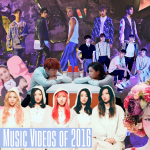 Best Korean MVs of 2016