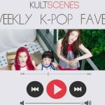 Weekly K-pop faves: July 3-9