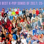 25 best K-pop songs of 2017