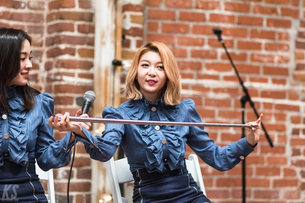dreamcatcher fanmeet fanmeeting usa la los angeles