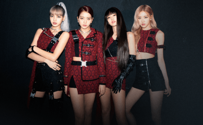 "Blackpink ""Kill This Love"""