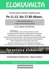 elokuvajoulukuu nettisensuuri