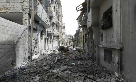 Droht ein regional beschränkter Weltkrieg?