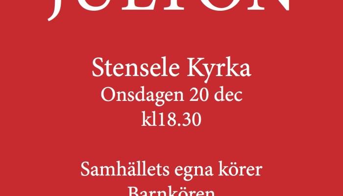 Julton i Stensele kyrka