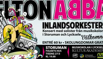 Elton John och ABBA till Storuman !(well almost)