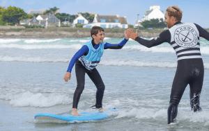 Séjour Surf Camp avec KulturAnim
