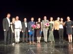 Verleihung des Kurt-Meisel-Preises und der Förderpreise des Freundeskreises des Residenztheaters im Juli 2017