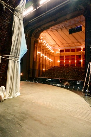 Der erste #BFinstawalk: Hinter den Kulissen der Bayreuther Festspiele