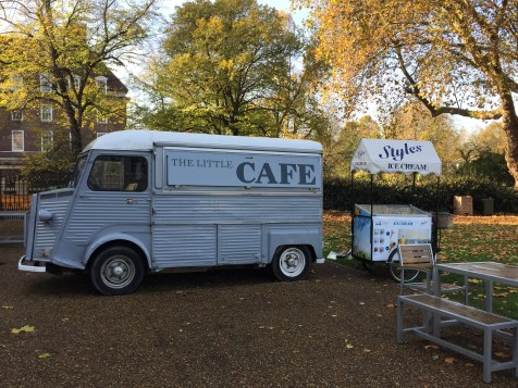 Café to go :) London 2016